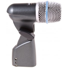Micrófono Shure Beta 56A para tarola y toms
