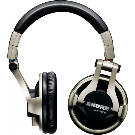 Audífonos Shure SRH750DJ