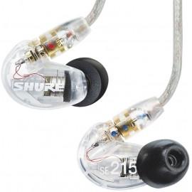 Audífonos aislantes de sonido Shure SE215