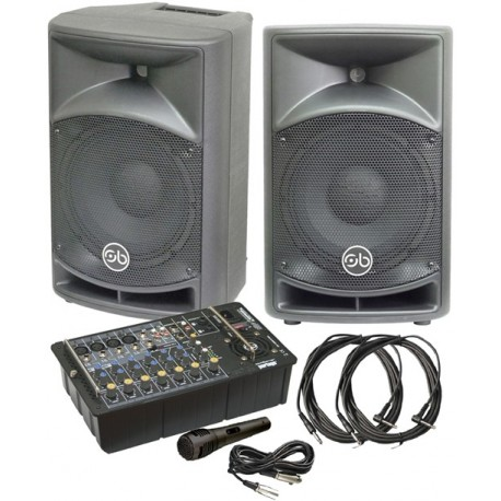 Sistema de audio portátil Soundbarrier Portage PC10MA