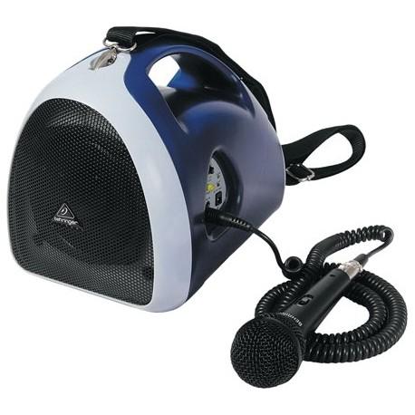 Sistema de audio portátil de mano Behringer EUROPORT EPA40