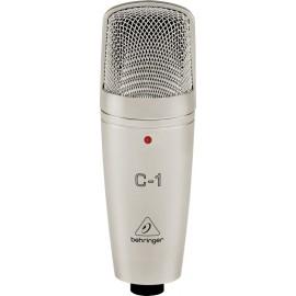 Micrófono Behringer C-1 de condensador