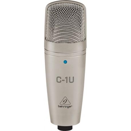 Micrófono USB Behringer C-1U de condensador