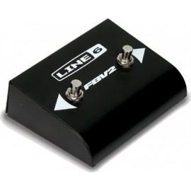 Pedal de control Line 6 FBV2 para Spider IV y POD 2.0