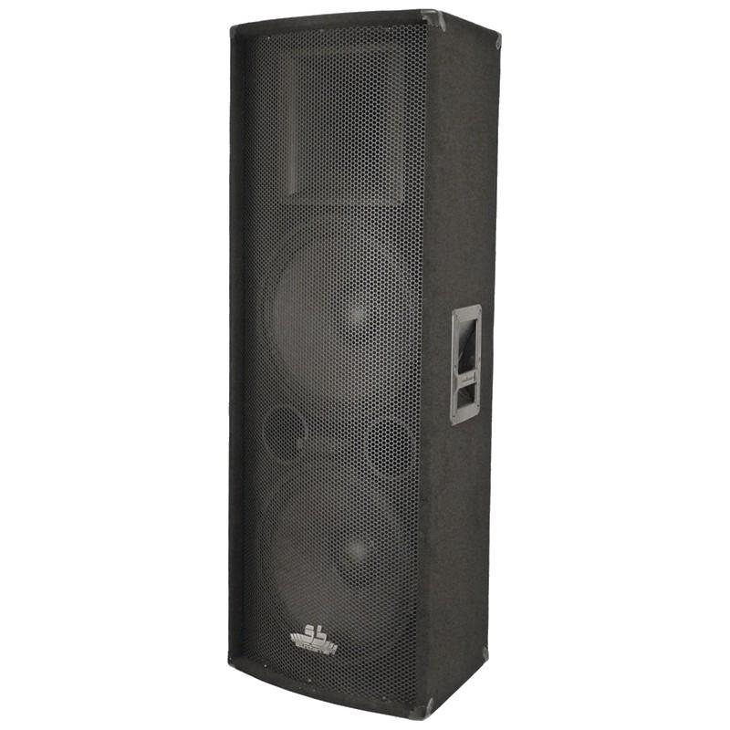 Bafle Pasivo Soundbarrier Ssc 215 Electr 243 Nica Teran