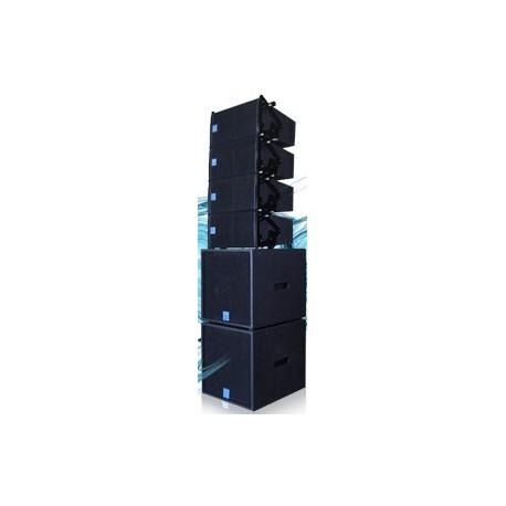 Arreglo Lineal Elipsis Audio Modelo LA-108A