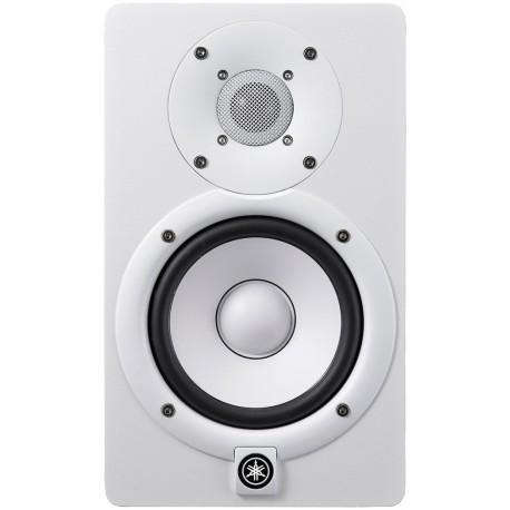 Monitor de estudio Yamaha HS5W blanco