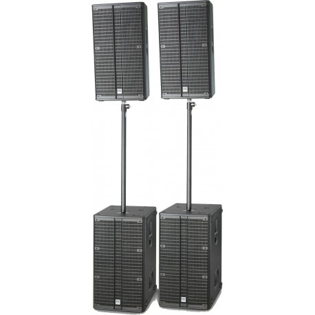Paquete HK Audio Linear 5 Club Pack