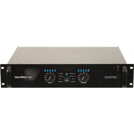 Amplificador de audio Soundbarrier PCS-2500