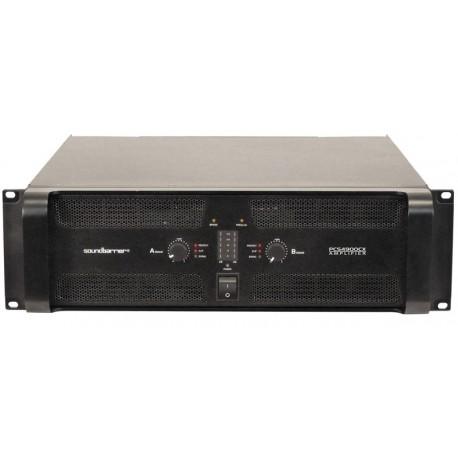 Amplificador de audio Soundbarrier PCS-4900CX