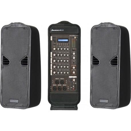 Sistema de sonido portátil Soundbarrier JOURNEY 6.0