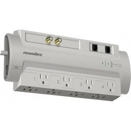 Multicontacto acondicionador de energía Panamax SP8-AV