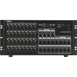 Snake Digital Yamaha Rio3224-D de 32 entradas 24 salidas AES/EBU con tecnología Dante