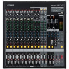 Mezcladora Premium Yamaha de 16 canales MGP16X