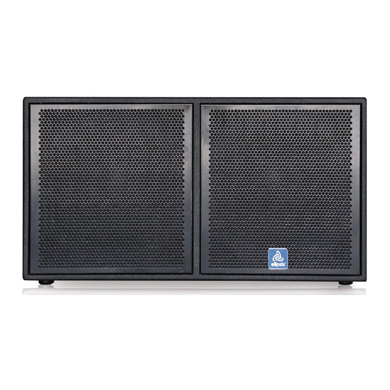 Arreglo Lineal Elipsis Audio Modelo La 212a Electr 243 Nica