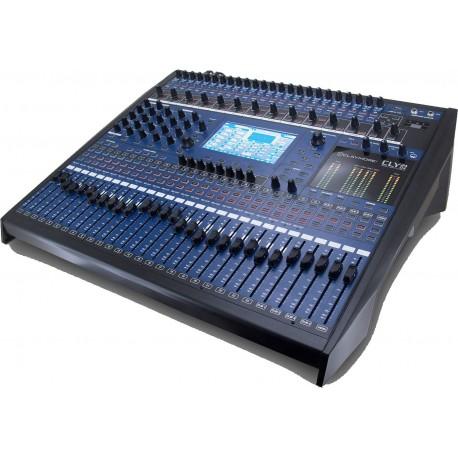 Mezcladora digital de 24 canales Claymore CLY24DX