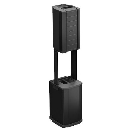 Sistema de audio portátil Bose F1 Model 812 Flexible Array Loudspeaker con subwoofer F1