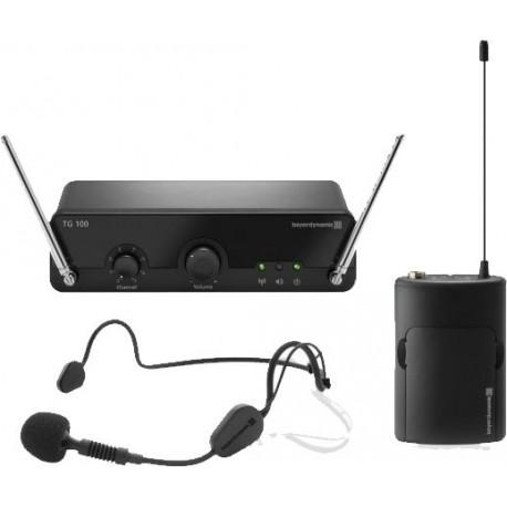 Micrófono Inalámbrico de diadema Beyerdynamic TG100B