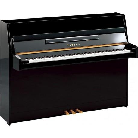 Piano Vertical Yamaha JU109-PE acabado negro brillante