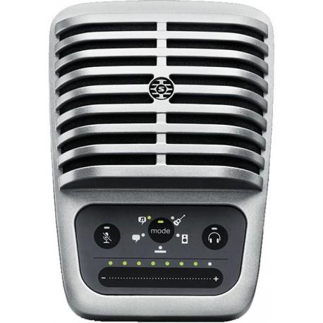Micrófono Shure Motiv MV51 Micrófono Condensador Digital de Diafragma Grande