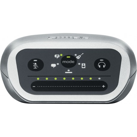 Interfaz de Audio Digital Shure Motiv MVi