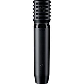 Micrófono de condensador Shure PGA81 para instrumentos