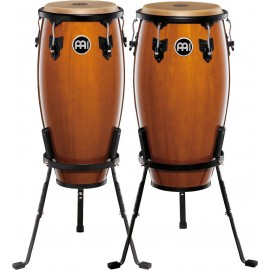 "Par de congas Meinl Headliner HC512MA Quinto 11"" Conga 12"" color Maple"