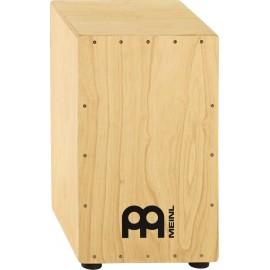 Cajon de percusión Meinl HEADLINER® HCAJ3NT para Flamenco o ritmos del mundo Rubber Wood