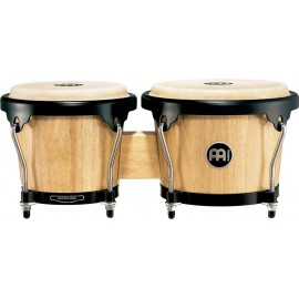 Bongos de madera Meinl Percussion Serie Headliner® HB100NT