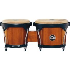 Bongos de madera Meinl Percussion Serie Headliner® HB100MA acabado Maple