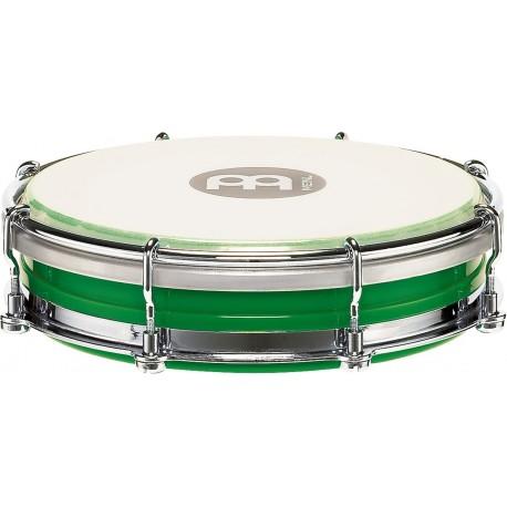"Pandero Tamborin Floautune Meinl Percussion TBR06ABS-GR de 6"" pulgadas color verde"