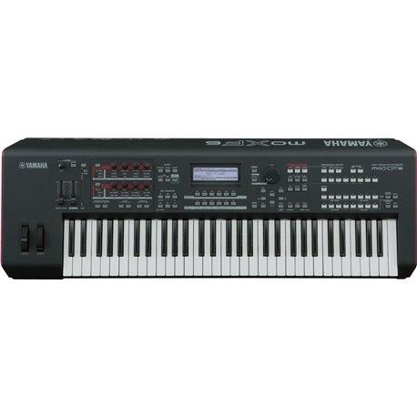 Sintetizador Yamaha MOXF6 de 61 teclas