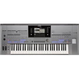 Teclado portátil workstation profesional Yamaha TYROS 5 de 61 teclas