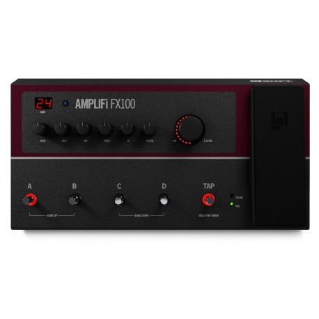 Pedalera de efectos Line 6 AMPLIFi FX100