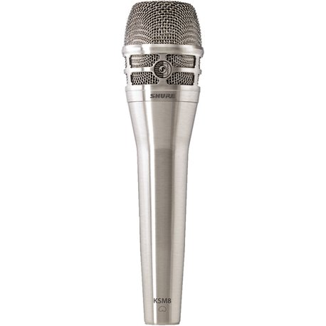 Micrófono vocal Shure KSM8 Dualdyne™