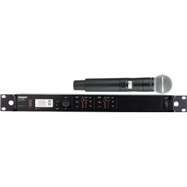 Sistema Micrófono Inalámbrico Digital Profesional Shure ULX-D ULXD24/SM58