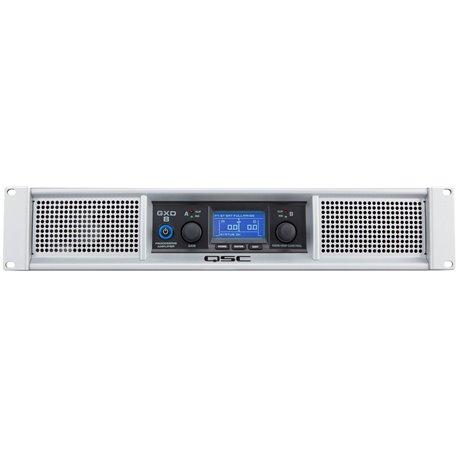 Amplificador de Audio QSC GXD8 con procesamiento DSP