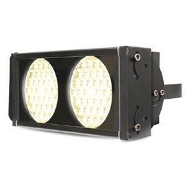 Cegadora de 72 LED Blancos de 3 watts LED Blinder 2