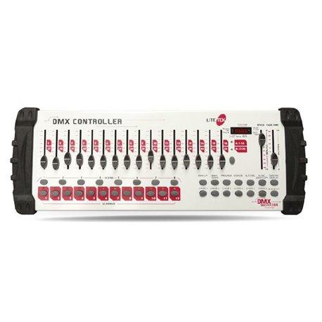 Controlador DMX512 Lite-Tek DMX 384