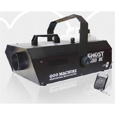 Máquina de Humo Lite-Tek Ghost 1500RC