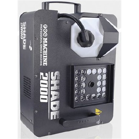 Máquina de Humo Shade 2000 Lite-Tek