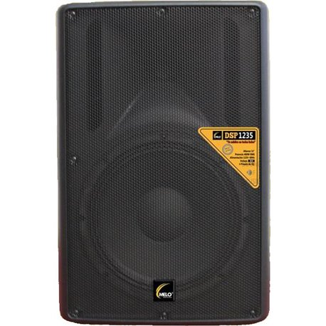 Bafle amplificado MELO DSP1235