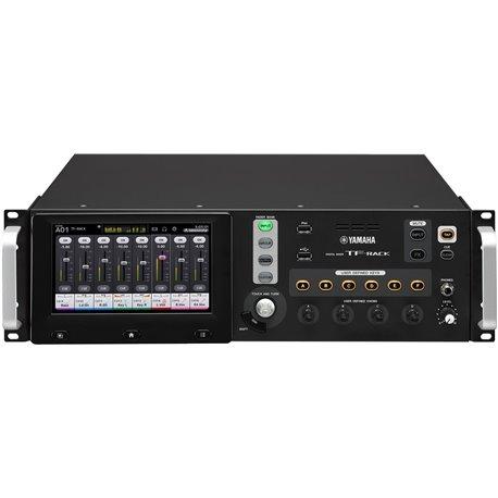 Mezcladora de audio digital Yamaha de 16 canales montable en Rack TF Rack