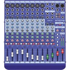 Mezcladora de Audio de MIDAS DM12 de 12 canales