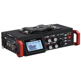 Grabadora de audio portátil de 6 pistas TASCAM DR-701D para cámara DSLR