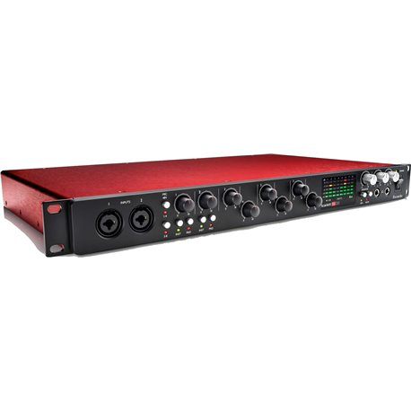 Interfaz de audio Focusrite Scarlett 18i20