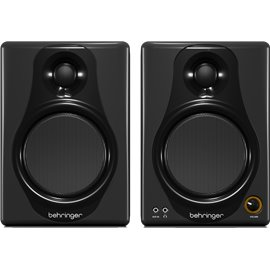 Monitores de estudio Behringer MEDIA 40USB