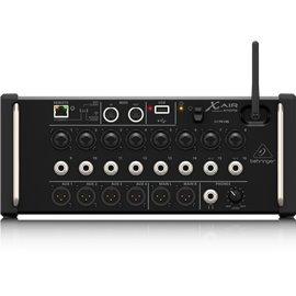 Mezclador digital Behringer XR16 de 16 entradas para tabletas iPad / Android