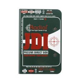 Caja directa Pasiva PRO JDI Radial Engineering