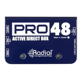 Caja directa Activa PRO 48 Radial Engineering
